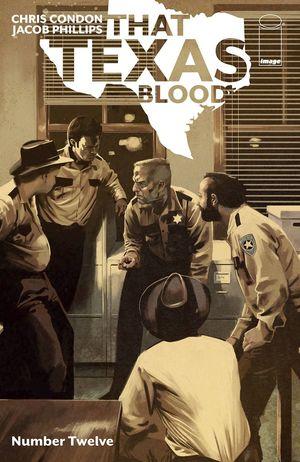 THAT TEXAS BLOOD (2020) #12