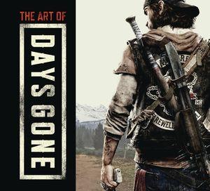 ART OF DAYS GONE HC (NOV188639)