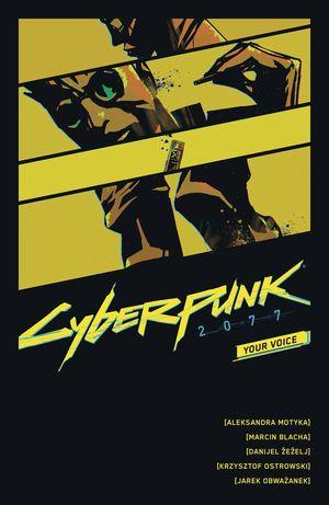 CYBERPUNK 2077 YOUR VOICE TP (FEB210247)