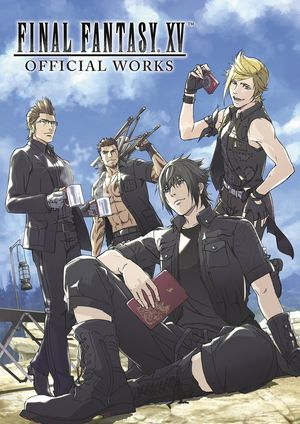FINAL FANTASY XV OFFICIAL WORKS HC (OCT200303)