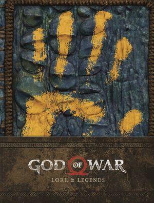 GOD OF WAR LORE & LEGENDS HC (JUN200311)