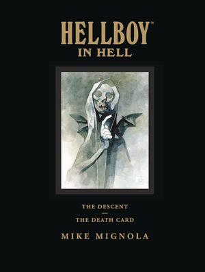 HELLBOY IN HELL LIBRARY EDITION HC (JUN170017)