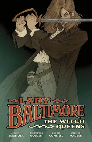 LADY BALTIMORE WITCH QUEENS HC
