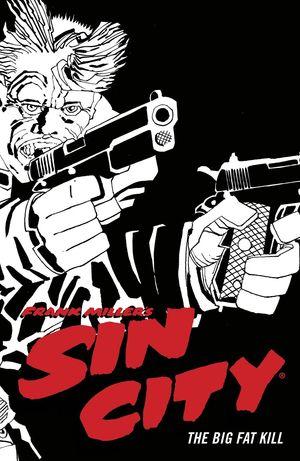 SIN CITY DLX HC VOL 03 THE BIG FAT KILL (4TH ED) (MR)