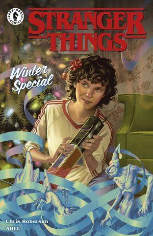 STRANGER THINGS WINTER SPECIAL ONE-SHOT CVR A MORRIS