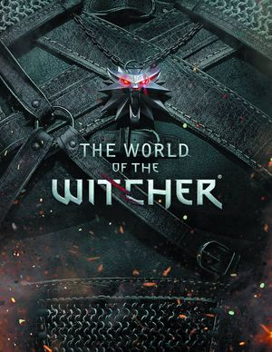 WORLD OF THE WITCHER HC (OCT140122)