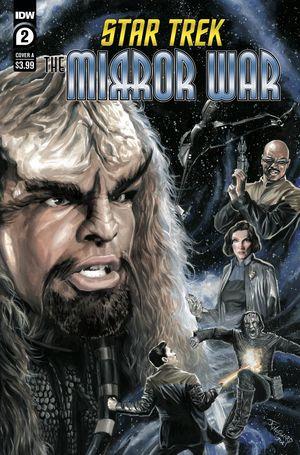 STAR TREK MIRROR WAR (2021) #2