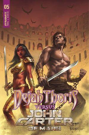 DEJAH THORIS VS JOHN CARTER OF MARS (2021) #5