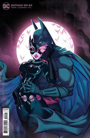 BATMAN 89 (2021) #4 BABS