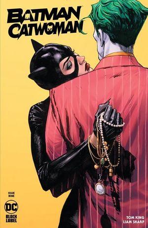 BATMAN CATWOMAN (2020) #9