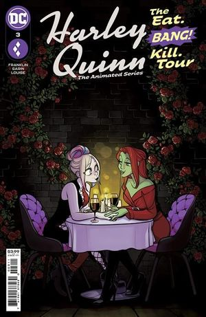 HARLEY QUINN THE ANIMATED SERIES (2021) #3