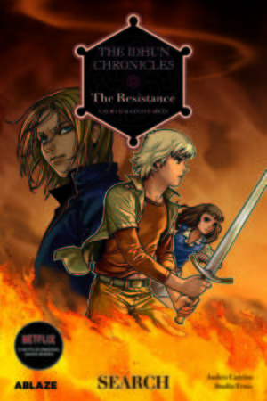 IDHUN CHRONICLES GN VOL 01 RESISTANCE SEARCH