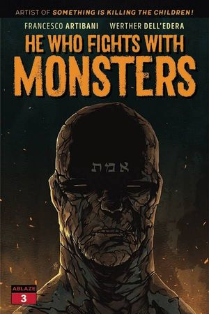 HE WHO FIGHTS WITH MONSTERS #3 CVR B MICHAEL DIALYNAS (MR) (