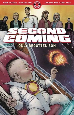 SECOND COMING ONLY BEGOTTEN SON TP VOL 02