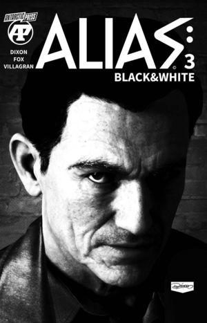 ALIAS BLACK & WHITE #3 (OF 7)