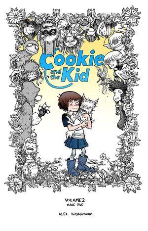 COOKIE & KID VOL 02 #5 (OF 5)