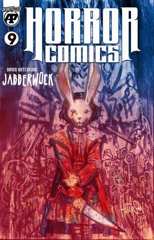 HORROR COMICS #9 JABBERWOCK
