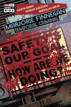 MARJORIE FINNEGAN TEMPORAL CRIMINAL #7 (MR)
