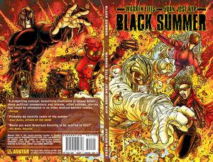 BLACK SUMMER TP CON ED (O/A) (MR)