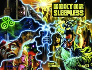 DOKTOR SLEEPLESS TP VOL 01 ENGINES OF DESIRE (AUG083788) (MR