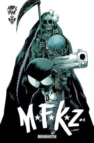 MFKZ #6 CVR A RUN (MR)