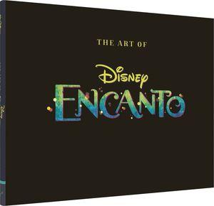ART OF ENCANTO HC