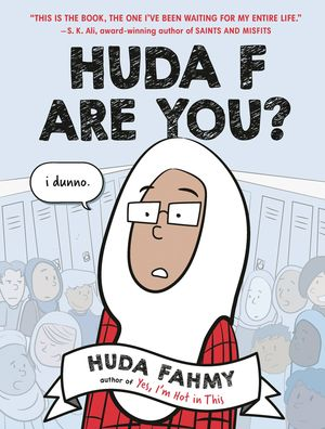 HUDA F ARE YOU GN