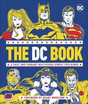 DC BOOK VAST & VIBRANT MULTIVERSE SIMPLY EXPLAINED HC