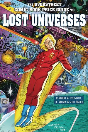 OVERSTREET GUIDE TO LOST UNIVERSES HC CVR C STARBRAND