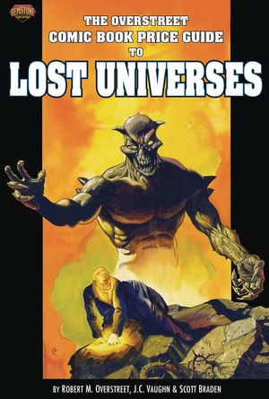 OVERSTREET GUIDE TO LOST UNIVERSES HC DEFIANT S&N LTD