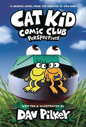 CAT KID COMIC CLUB HC GN W DUSTJACKET VOL 02 PERSPECTIVES (C