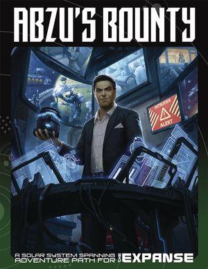 THE EXPANSE RPG ABZUS BOUNTY HC (O/A)