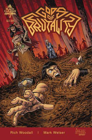 GODS OF BRUTALITY (2021) #3