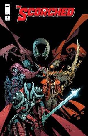 SPAWN SCORCHED (2021) #1 CAPULL