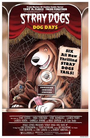 STRAY DOGS DOG DAYS (2021) #1 VAR