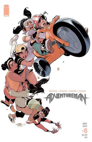 ADVENTUREMAN (2020) #8