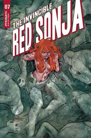 INVINCIBLE RED SONJA (2021) #7