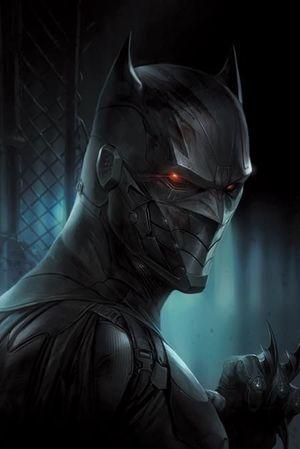 I AM BATMAN (2021) #5 MATTIN