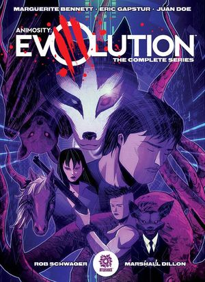 ANIMOSITY EVOLUTION OMNIBUS HC (O/A)