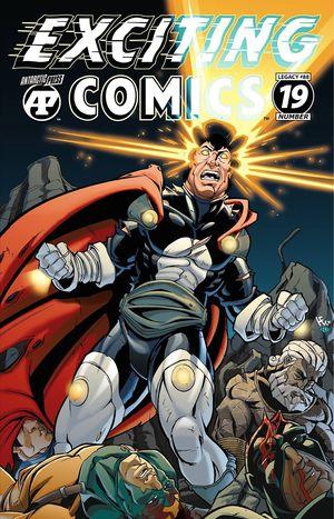 EXCITING COMICS #19