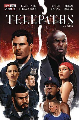 TELEPATHS (2021) #4