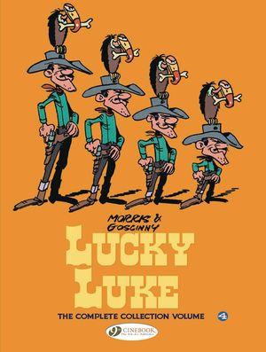 LUCKY LUKE COMPLETE COLL HC VOL 04