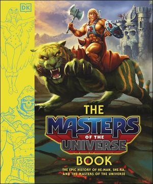 MASTERS OF THE UNIVERSE BOOK HC