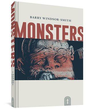 BARRY WINDSOR-SMITH MONSTERS HC (NOV201315) (MR)