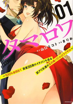 WHO WANTS TO MARRY A BILLIONAIRE GN VOL 01 (MR)
