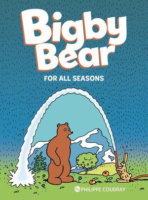 BIGBY BEAR HC VOL 02 FOR ALL SEASONS (O/A)