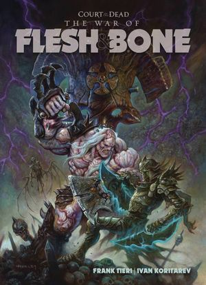 COURT OF DEAD WAR OF FLESH & BONE GN (RES)