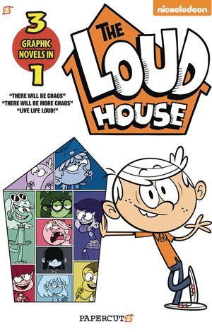 LOUD HOUSE 3IN1 GN VOL 01 (NOV181911)