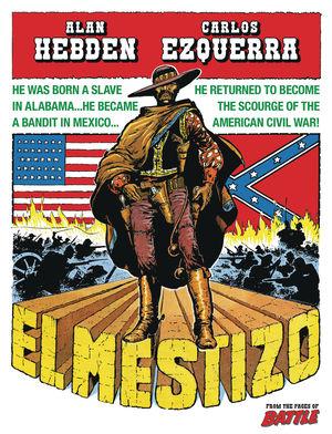 EL MESTIZO HC (O/A) (MR)