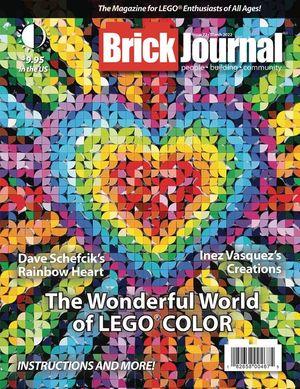 BRICKJOURNAL #72